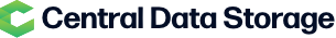 Central Data Storage Logo